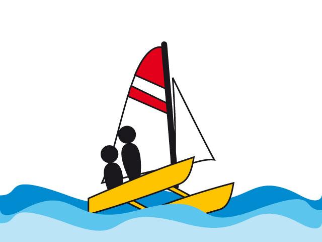 Baptême Catamaran