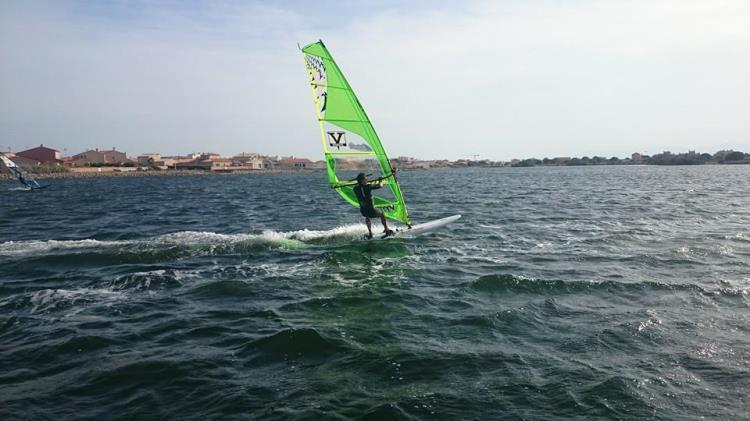 Stage:Windsurf Performance Semaine
