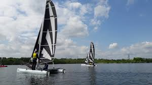 Cours tribu : catamaran 1h pour 3 pers