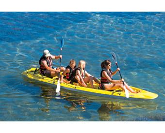 Location : canoe Forfait 10h