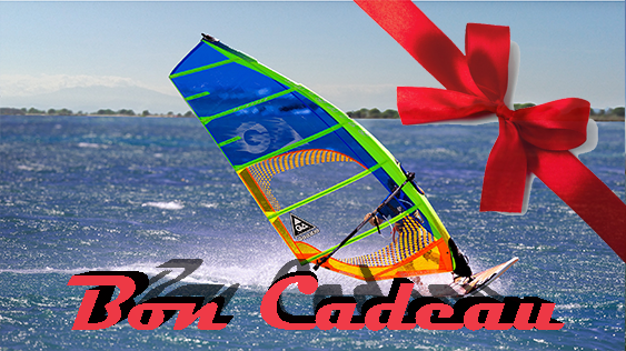Bon cadeau: Stage windsurf performance