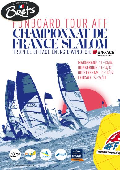inscription AFF leucate 2020