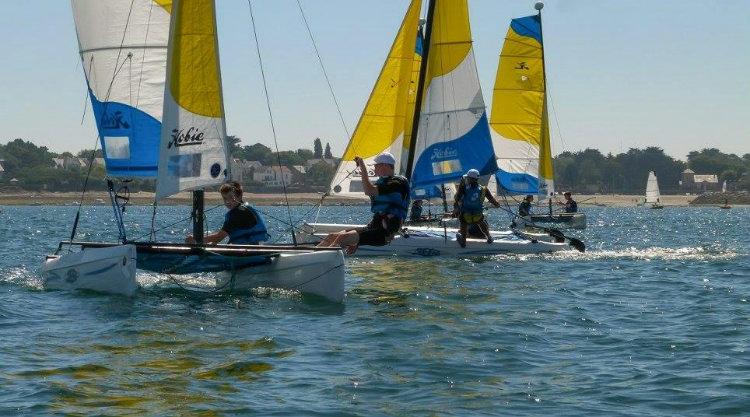 Catamaran jeunes  été 2020