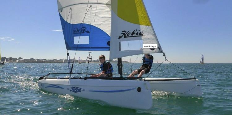 Location CATAMARAN découverte Hobie Cat T1 2019