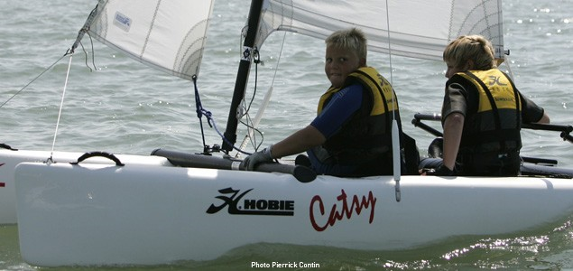 Stage catamaran catsy 9/12 ans mer