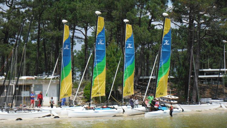 stage catamaran été 2018