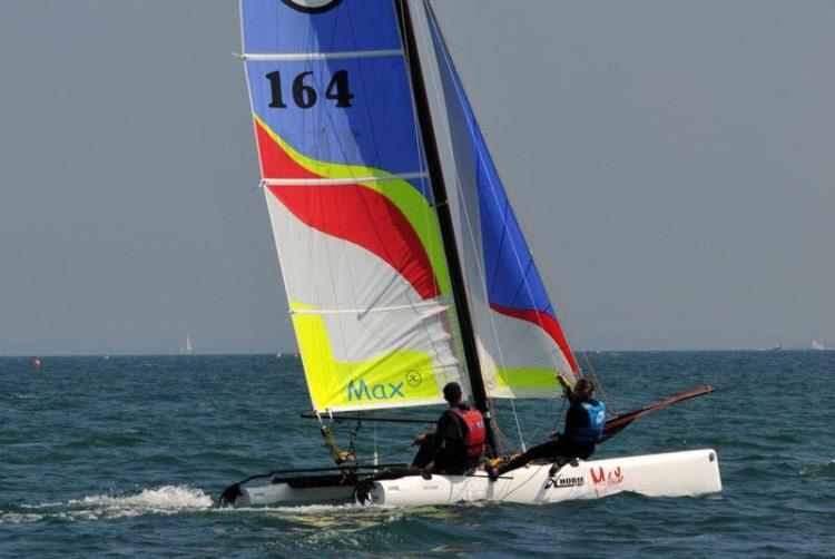 Stage  d'Ete 2020 Hobie Cat 15
