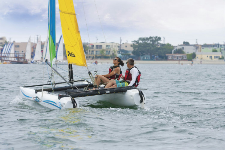 Stage Catamaran Hobie cat T2 Adulte