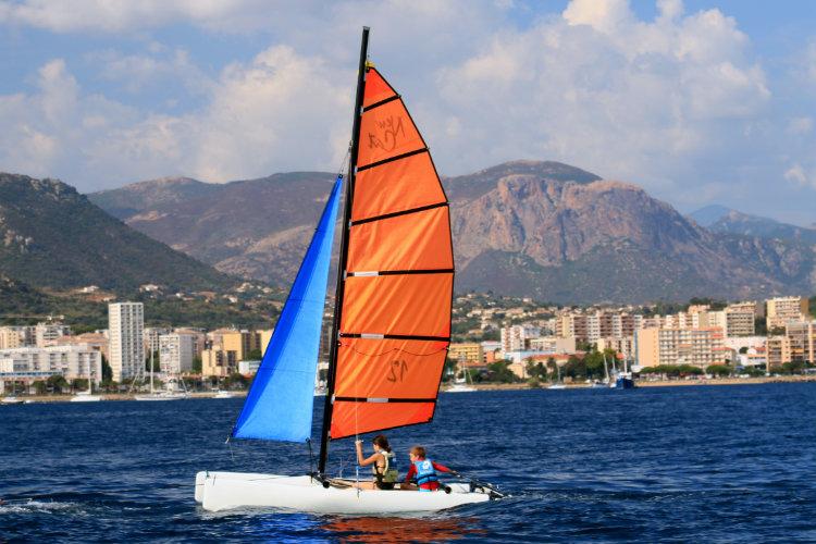 Club Matelot Catamaran Printemps 2018