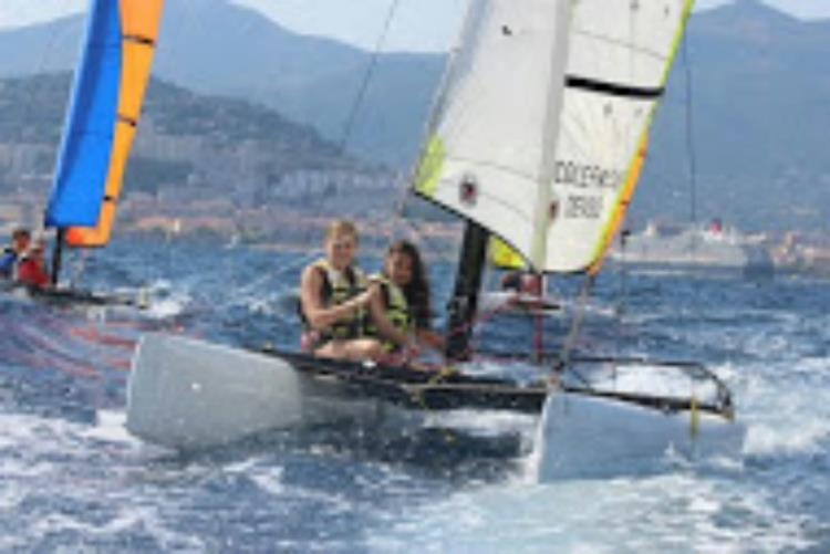Club Novice Catamaran Eté 2019