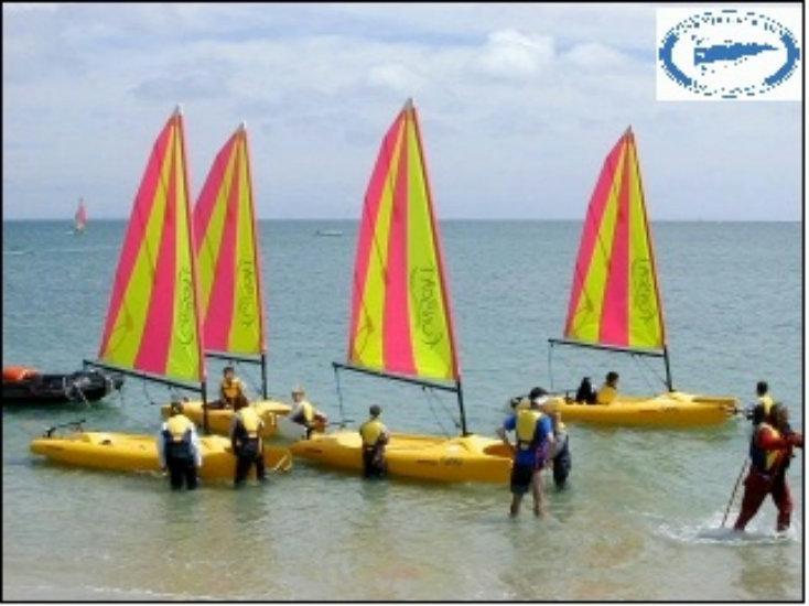 Catamaran enfant (funboat) (2018)