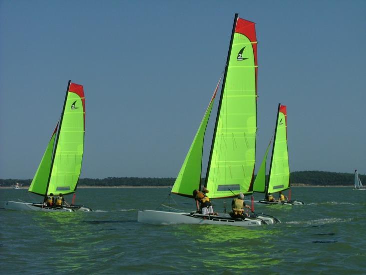 Stage 1 - Catamaran Twin Cat 15
