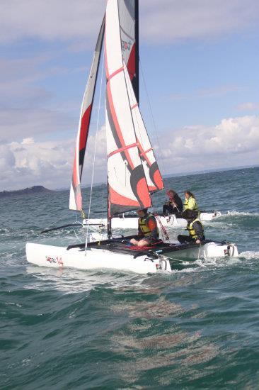 catamaran Topaz 14