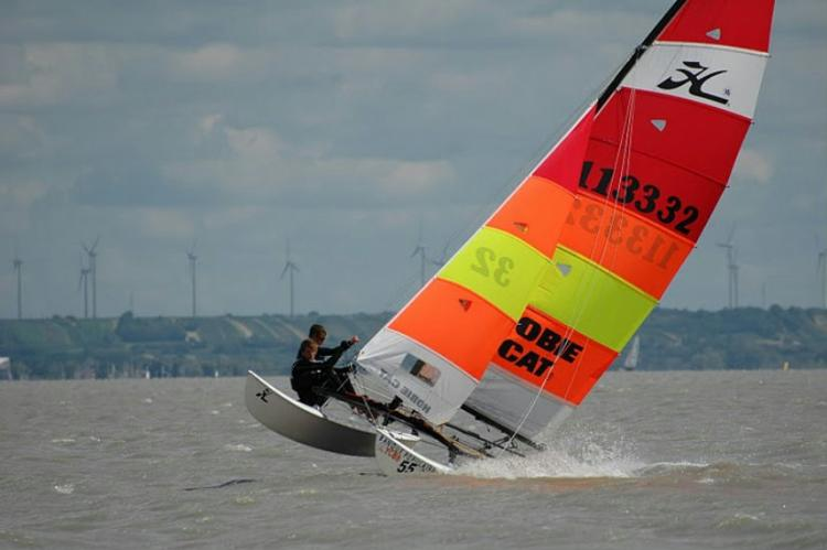 HOBIE CAT 16 STAGE 3 - PERFECTION