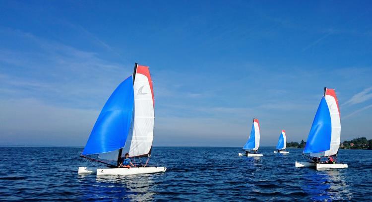 Stage Catamaran ados 11 - 14 ans