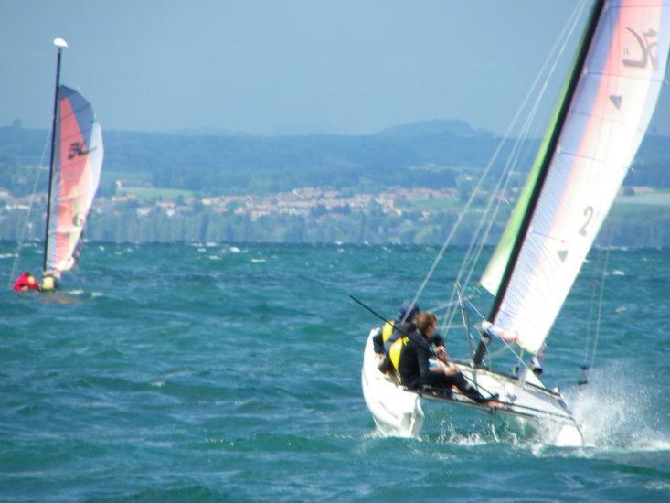 Stage Catamaran / Dériveur 13h30 / 16h00