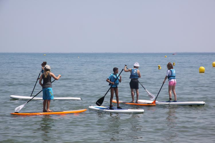 2018 - LOCATION PADDLE 1 heure