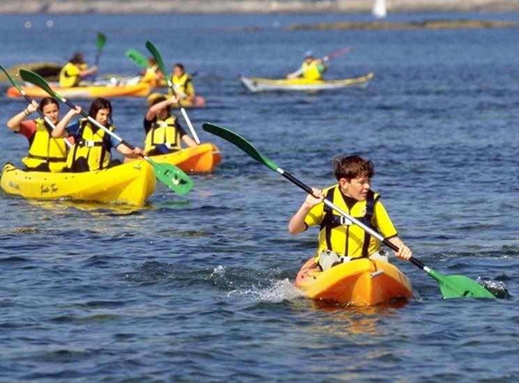 Kayak-Cap'tains Enfants 2018