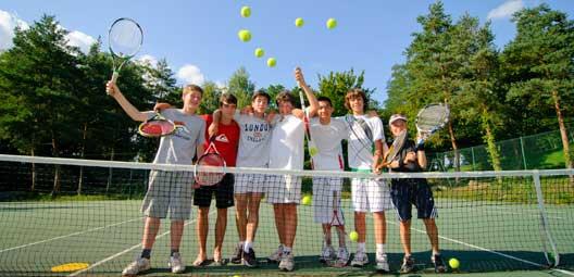 Tennis-Cata Glisse Ados 2018