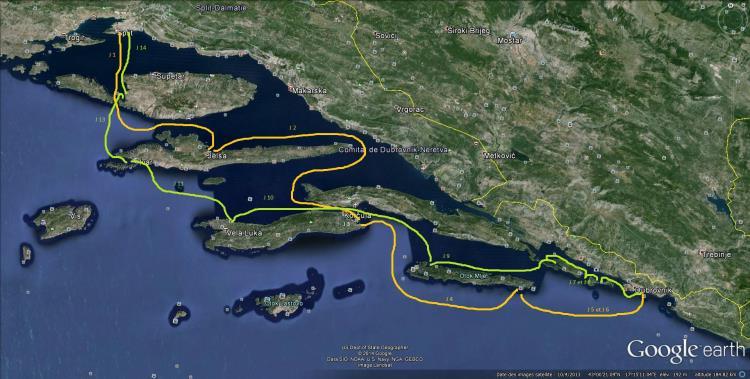 Croisière 14j en Croatie 2021 284 VP