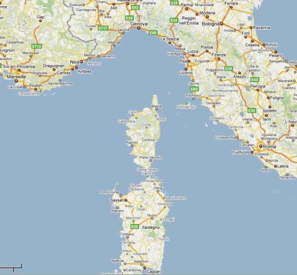 Croisière 14j les îles Sardes de la Sardaigne 2018 324 XX