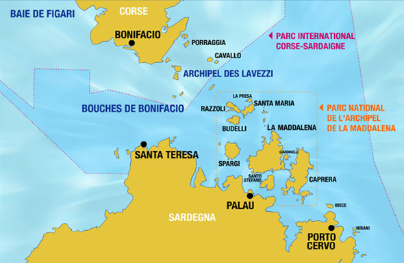 Croisière 14j Corse-Sardaigne en catamaran 2018 254 MS