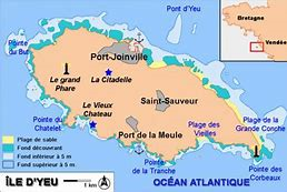 Croisière 7 jours Bretagne Sud  2018 302 ET