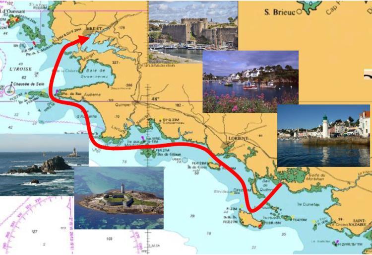 Croisière 7 jours Crouesty-Brest 2020 282 ET