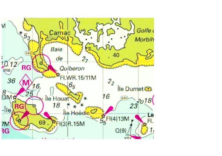 Croisière 7 jours Bretagne Sud 2020 302 ET