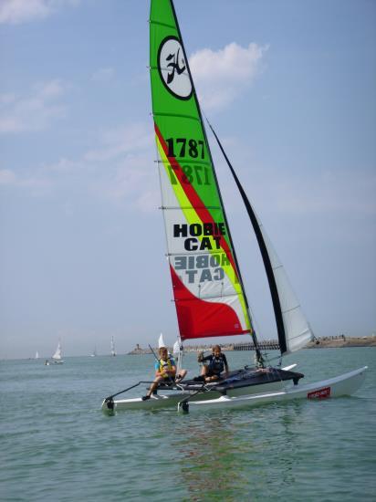 Stage Catamaran HOBIE CAT 16-2021