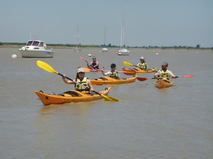 Stage Kayak 3 séances