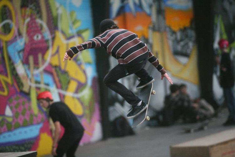 Skate board 8 ans et +