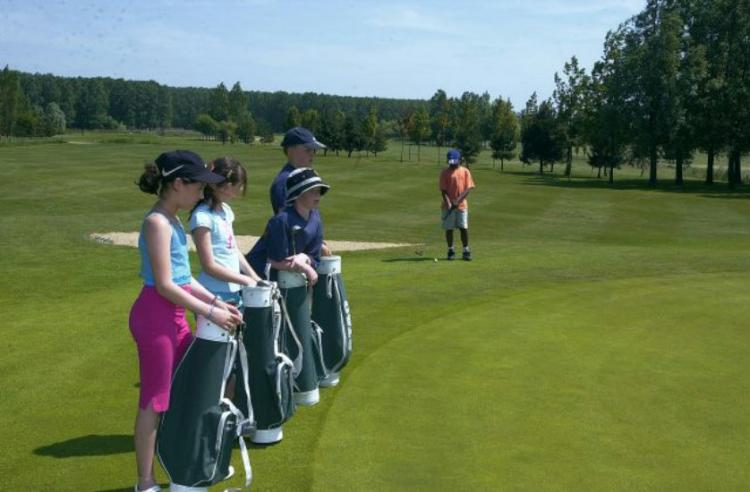 Golf juniors 8/14 ans