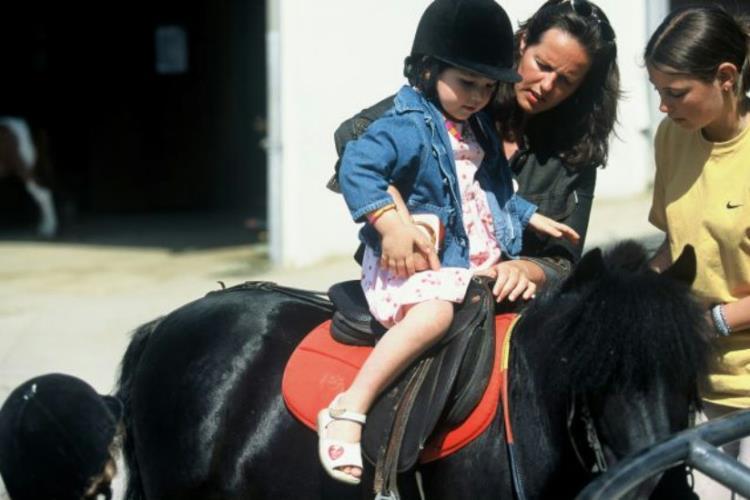 Séance poney 4/6 ans