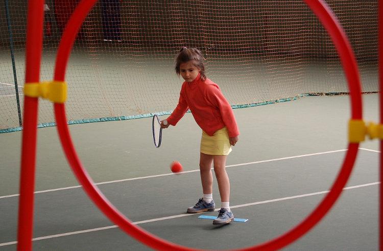 Tennis Dunkerque 8/14 ans
