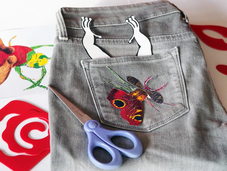 Customiser ses vêtements 7/12 ans