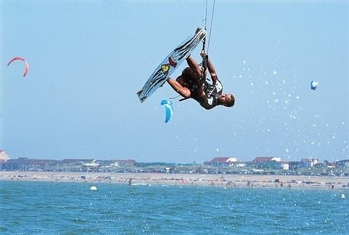 Kite Surf 8/13 ans