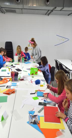 Atelier Design 7/11 ans