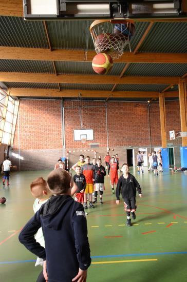 Camp été basket (internat) 8/17 ans