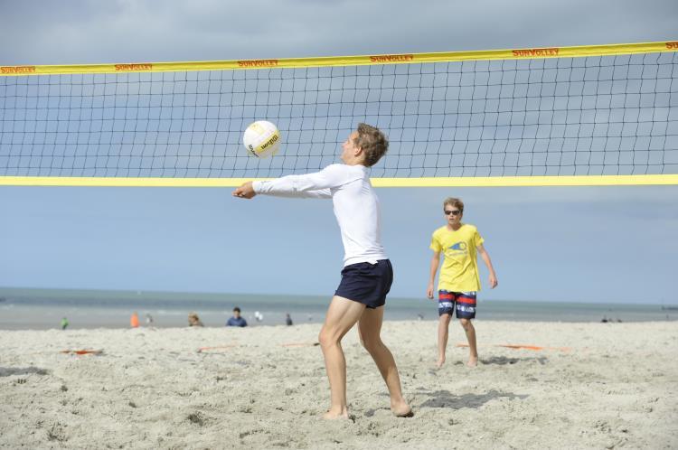 Beach volley  9 ans et +