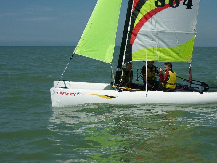 Catamaran  DK (twixxy) 12/16 ANS