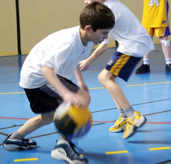 Camp été basket (demi-pension)  8/17 ans