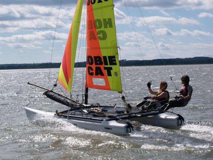 Catamaran  DK (Hc15) 16 ans et +