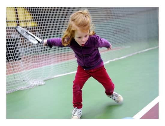 Mini-tennis Dk 5/7 ans