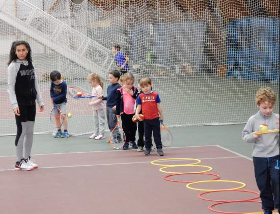 Baby Tennis 3/4 ans