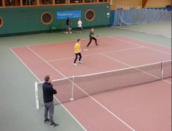Tennis 12/18 ans