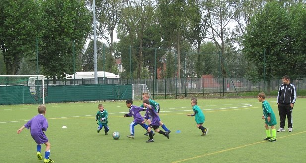 Foot Littoral  6 - 13 ans
