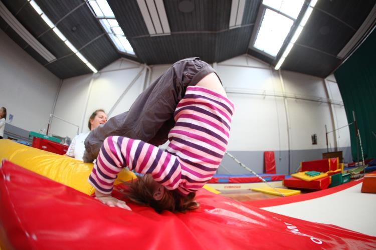 Gym enfant 6/8 ans
