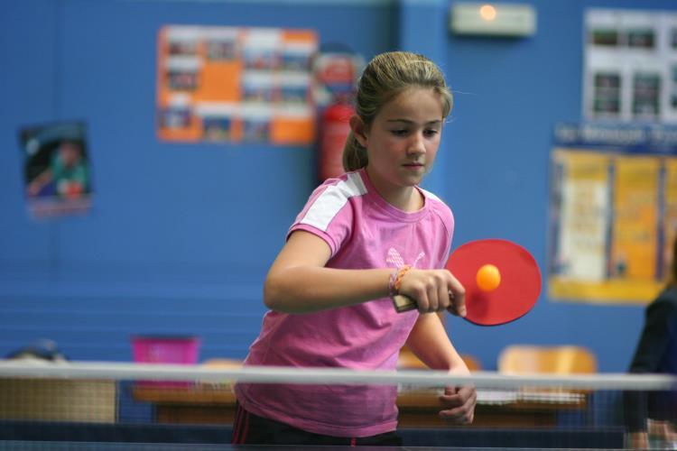 Tennis de table Bray-Dunes 8/12 ans