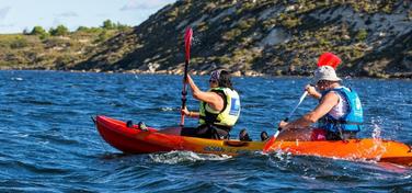 Location Kayak 2h